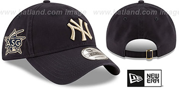 Yankees '2017 MLB ALL-STAR STRAPBACK' Navy Hat by New Era