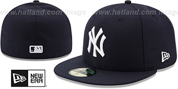 Yankees AC-ONFIELD GAME Hat by New Era