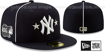 Yankees '2019 MLB ALL-STAR GAME' Fitted Hat by New Era