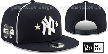 Yankees 2019 MLB ALL-STAR GAME SNAPBACK Hat by New Era