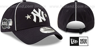 Yankees 2019 MLB ALL-STAR GAME STRAPBACK Hat by New Era