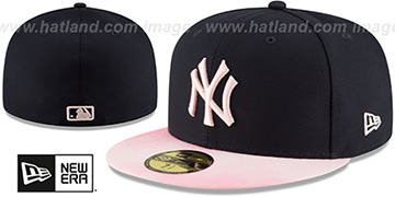 Yankees 2019 MOTHERS DAY Fitted Hat by New Era