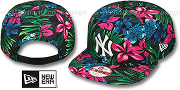 Yankees 'AMAZON BLOOM SNAPBACK' Hat by New Era