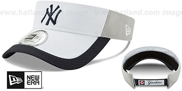 Yankees 'COLOR-BLOCK VISOR' by New Era
