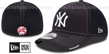 Yankees CONTRAST NEO MESH Navy Flex Hat by New Era