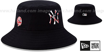 Yankees DASHMARK BP BUCKET Hat by New Era