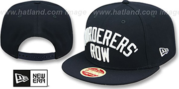 Yankees 'MURDERERS ROW CALLOUT SNAPBACK' Hat by New Era