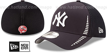 Yankees NEO SPEED MESH-BACK Navy Flex Hat by New Era