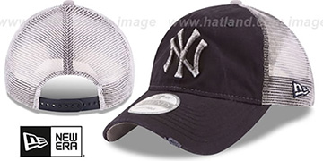 Yankees 'RUSTIC TRUCKER SNAPBACK' Hat by New Era