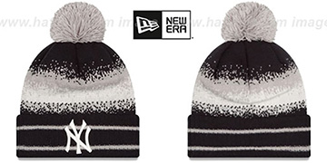 Yankees SPEC-BLEND Knit Beanie Hat by New Era