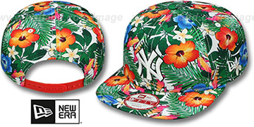 Yankees 'SUNSHINE BLOOM SNAPBACK' Hat by New Era