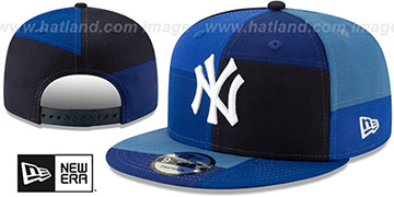 Yankees TEAM PATCHWORK SNAPBACK Hat by New Era