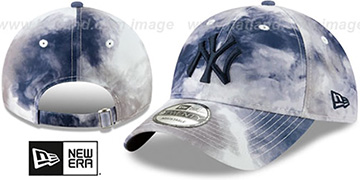 Yankees TIE-DYE STRAPBACK Hat by New Era