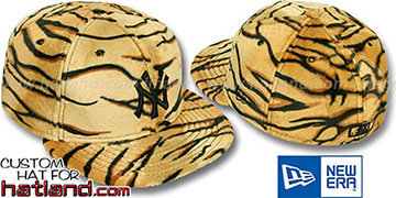 Yankees 'TIGER PIMPIN-FUR' Fitted Hat by New Era