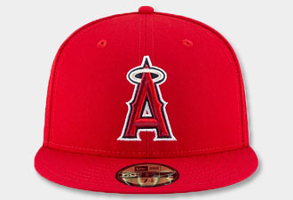 Anaheim Angels MLB Hats
