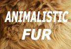 Animalistic-Fur Strapbacks