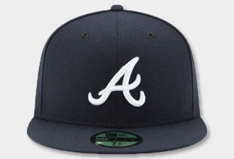 Atlanta Braves MLB Hats
