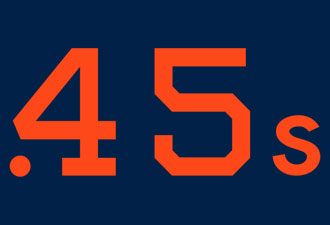 Colt 45s Cooperstown MLB Hats