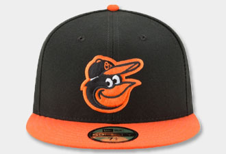 Baltimore Orioles MLB Hats