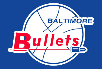 Baltimore-Washington Bullets HARDWOOD NBA Hats