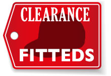 Clearance Fitted Hats