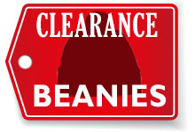 Clearance Knit Beanies