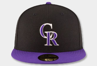 Colorado Rockies MLB Hats