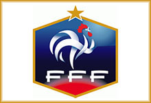 FFF France Soccer Hats