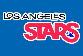 Los Angeles Stars HARDWOOD ABA Hats
