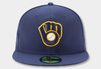 Milwaukee Brewers MLB Hats