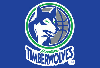 Minnesota Timberwolves HARDWOOD NBA Hats