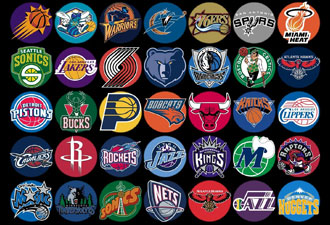 NBA ALL OVER Hats