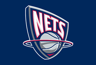 New Jersey Nets HARDWOOD NBA Hats