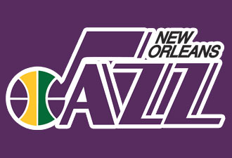 New Orleans Jazz HARDWOOD NBA Hats