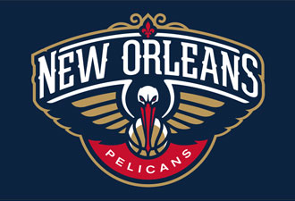 New Orleans Pelicans and Hornets NBA Hats