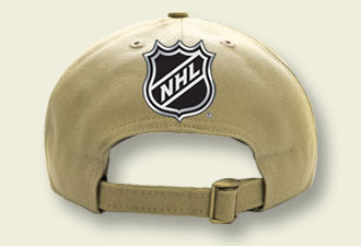 NHL Strapback Hats