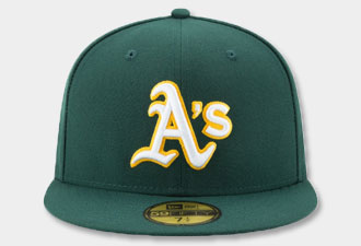 Oakland Athletics MLB Hats