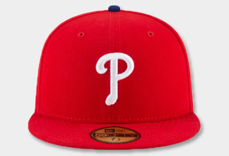 Philadelphia Phillies MLB Hats