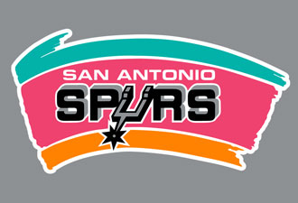 San Antonio Spurs HARDWOOD NBA Hats
