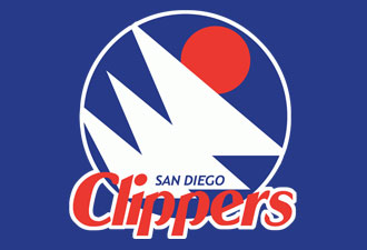 San Diego Clippers HARDWOOD NBA Hats