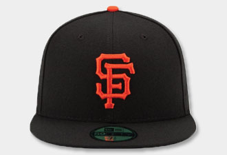 San Francisco Giants MLB Hats