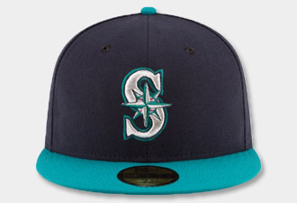Seattle Mariners MLB Hats