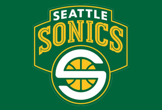 Seattle Sonics Hats