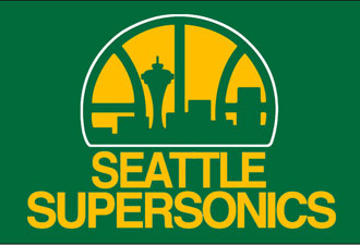 Seattle Supersonics HARDWOOD NBA Hats