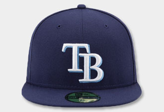 Tampa Bay Rays MLB Hats