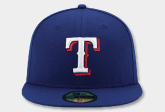 Texas Rangers MLB Hats