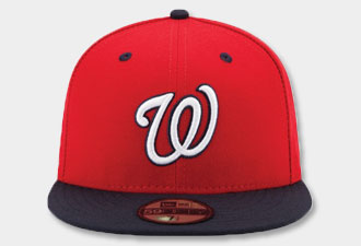 Washington Nationals MLB Hats