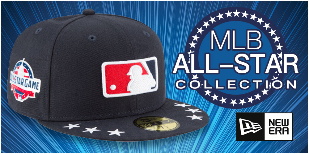 2018 MLB All-Star Hats