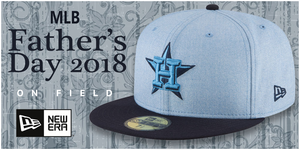 2018 MLB Fathers Day Hats