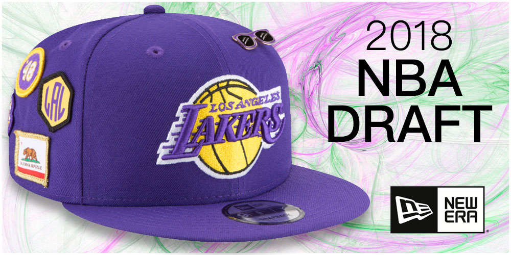 2018 NBA Draft Hats